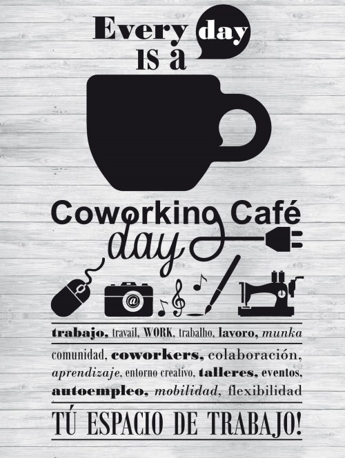 Cartel Coworking Cafe by Eymyfriends